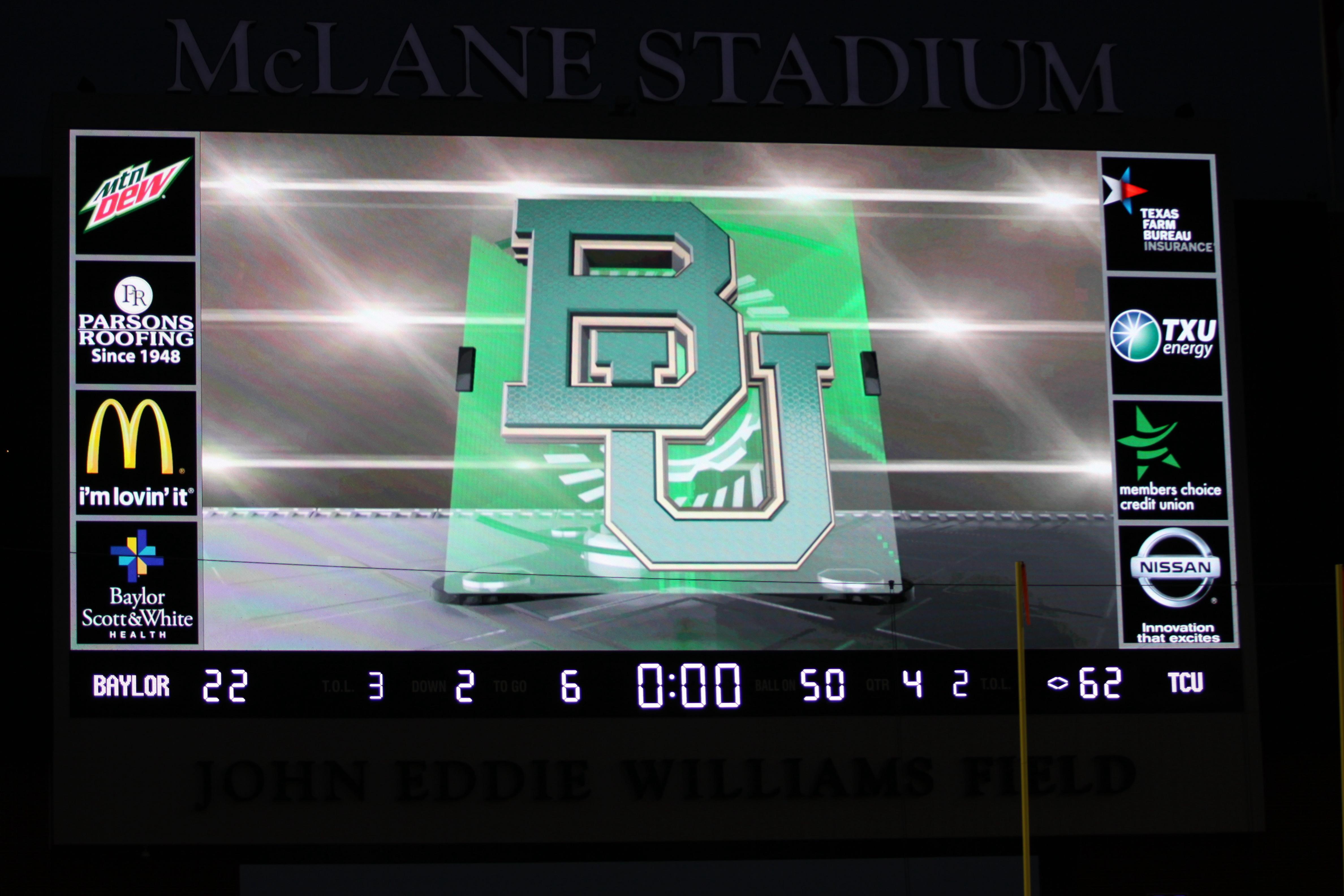 Final Scoreboard , Big Win