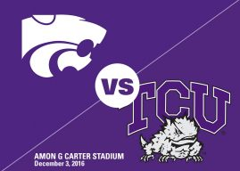 Gameday: TCU 6 – KSU 30 (FINAL)